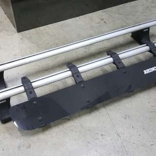 Thule Roof Rack with Deflector