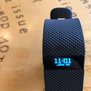 Fitbit Charge HR (Black)