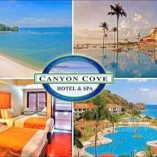 Canyon Cove Voucher