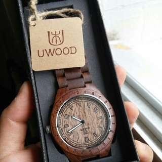 New Authentic Uwood Watch Unisex