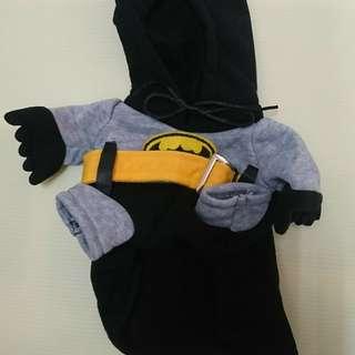 蝙蝠俠 尺寸XS