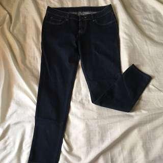 herbench denim pants size 28 worn 2-3x