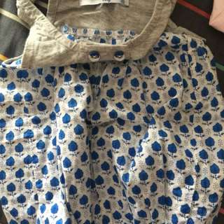 Gingersnaps Tiny TOP Size 18