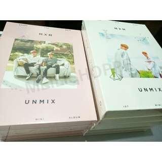 MXM 1st mini album UNMIX