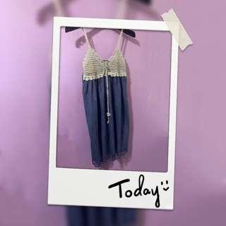Chloe Style dress吊帶裙