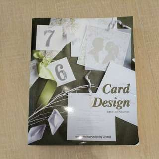 Card design / Jon newman / design Media publishing