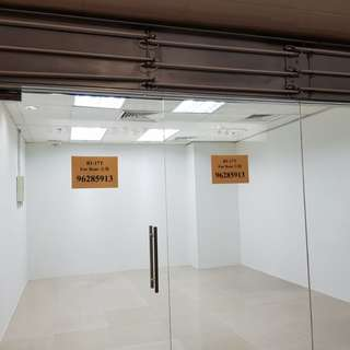 Retail shop space for rent
