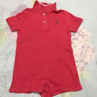 Authentic Ralph Lauren Rompers for toddlers