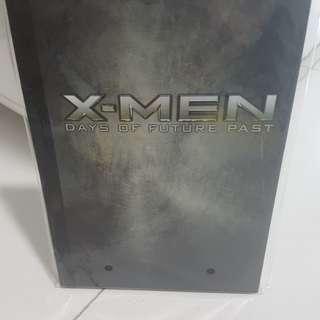Xmen days of future past notebook