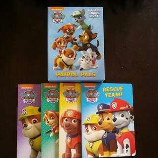Paw Patrol - Patrol Pals Book Box