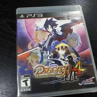 Diagaea 4 PS3