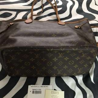 LV NEVERFULL MM MONO