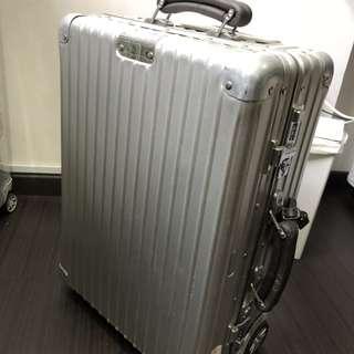 Rimowa Luggage classic flight cabin