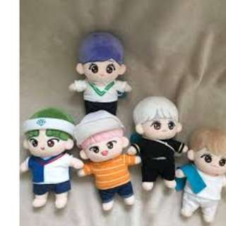 WTB? ANY KIND OF SHINEE DOLL