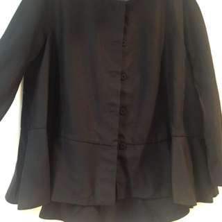 Giambasttista Valli Black Jacket