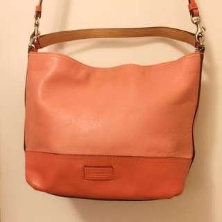 90% new coach small tote bag