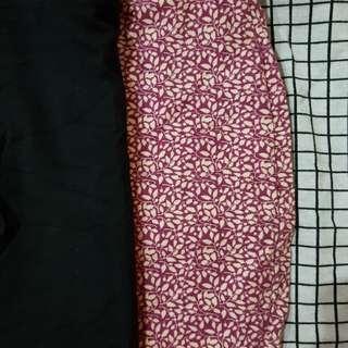 Selling preloved skirts from Zalora