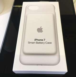原裝 Apple Smart Battery Case ( iPhone 7 & 8 都合用)