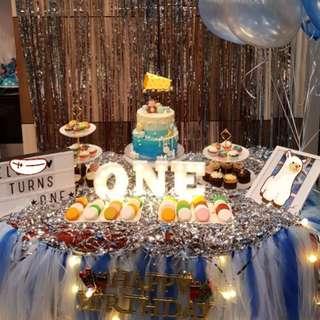 Dessert Table Accessories Rental
