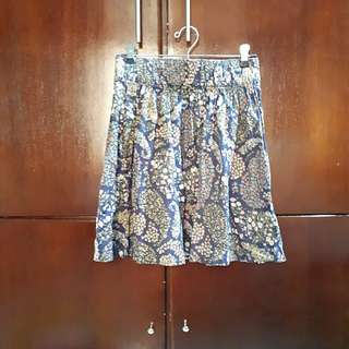 Authentic H&M Flowery Skirt