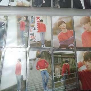 Customized photocard