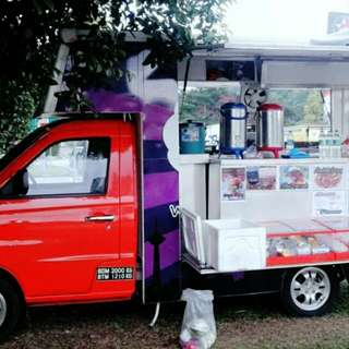Lorry  Food Truck Boon Koon 1.3 (M) Sambung Bayar  / Car Continue  Loan