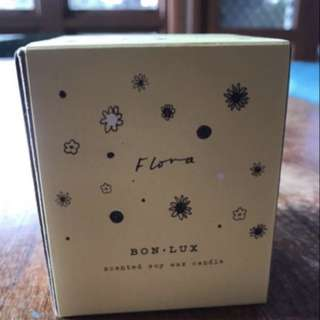 Brand new Bon lux soy candle