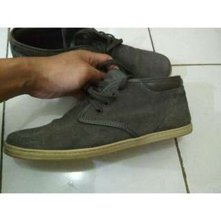 Boots suede 42. Good condition