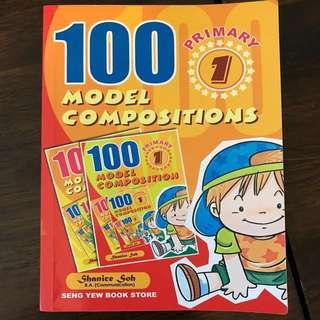 100 Model Compositions for Pri 1 & 3