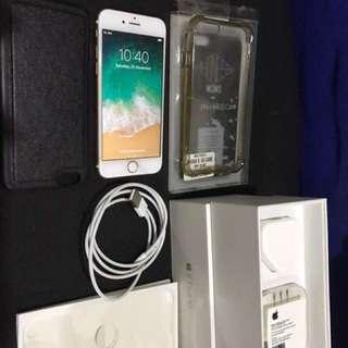 Iphone 6 16gb gold myset