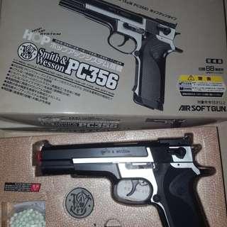 日本製marui s&m pc356手動氣槍