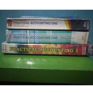 Practical Accounting Books