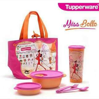 Miss belle lunch set