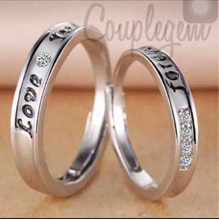 🔥INSTOCK🔥Love Rings