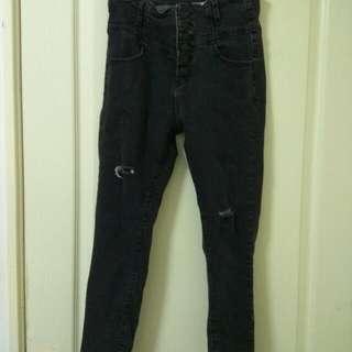 AE顯瘦牛仔褲(大女童也可穿)#十一月免購物直接送