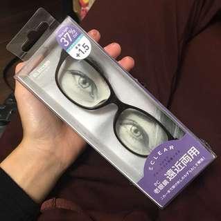 Elecom PC老眼鏡 遠近兩用 老花眼鏡