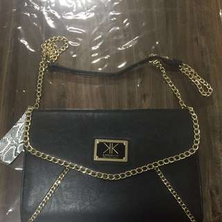 Kardashian Kollection Clutch/Strap bag