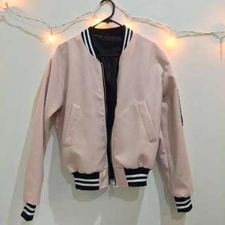 BOOHOO bomber jacket
