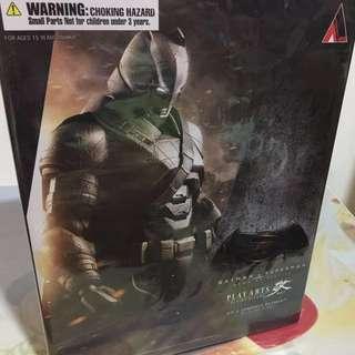 Authentic Play Arts Kai BVS - Armored Batman