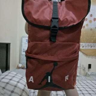 Used jordan backpack