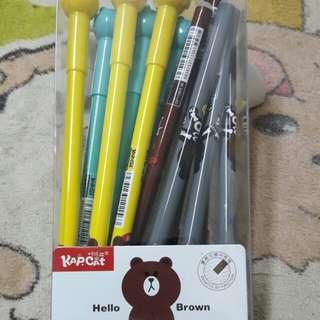 熊大擦擦筆