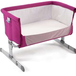 Baby Cot Chicco next 2 me co sleeper