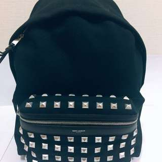 YSL Saint Laurent backpack 95%NEW