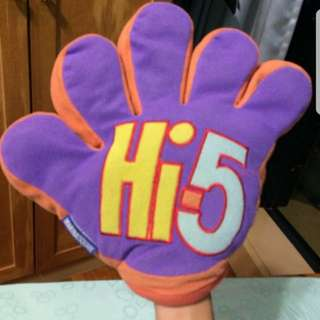 Hi-5 Pillow (Looking for)