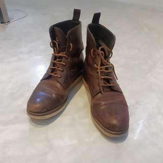 G-star vintage boots