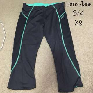 Lorna Jane 3/4 tights