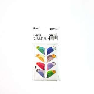 midori page flags parrot