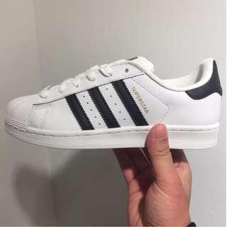 🚚 Adidas Superstar 金標 貝殼頭