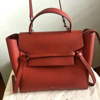 Celine Medium Belt Bag