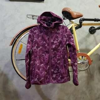 Uniqlo Fleece Jacket (Worn once only)